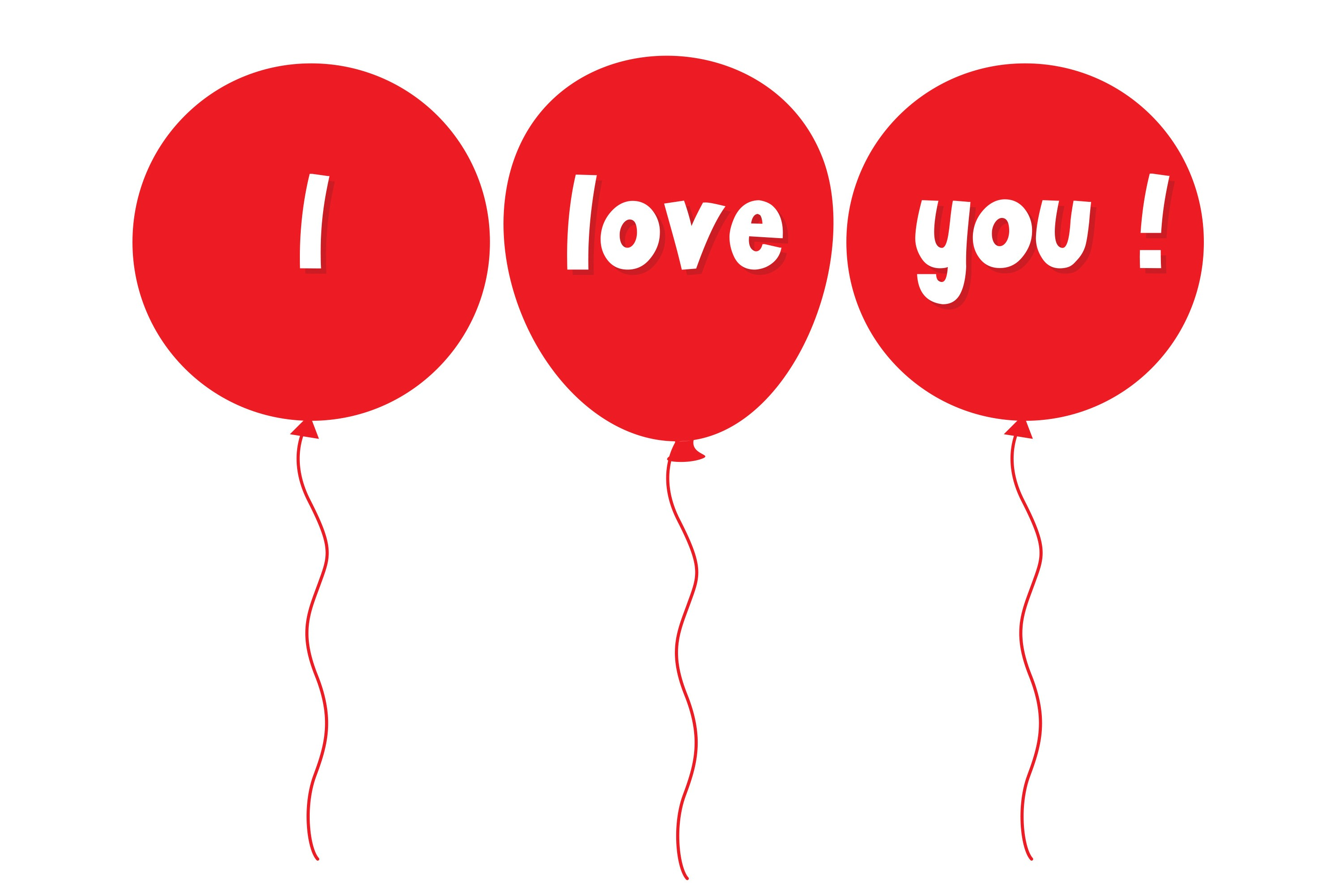 25 ways to tell your kids i love you without saying i love you i love you balloons thecheapjerseys Image collections