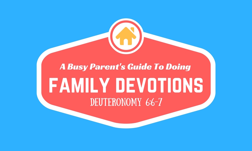 Family Devotions 1 copy